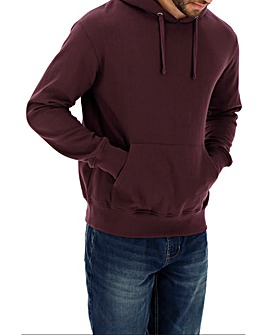 Mulberry Over Head Hoody Long