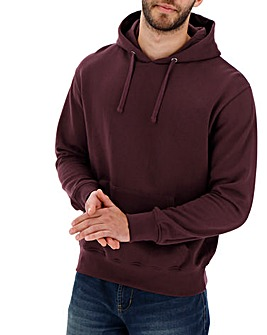 Mulberry Over Head Hoody