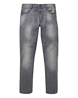 W&B Grey Smart Jeans