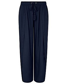 Monsoon SUSTAINABLE WIDE LEG TROUSER