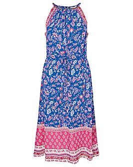Monsoon SKYLAR PRINT DRESS