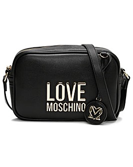 Love Moschino Chandler Logo Cross-Body