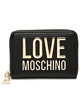 Love Moschino Melissa Large Logo Wallet