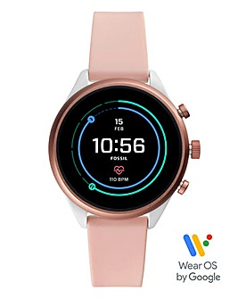 Fossil Sport Smartwatch Rose Gold