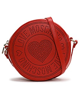 Love Moschino Gella Round Shoulder Bag