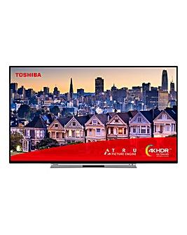 Toshiba 55 inch 4K UHD TV + Installation