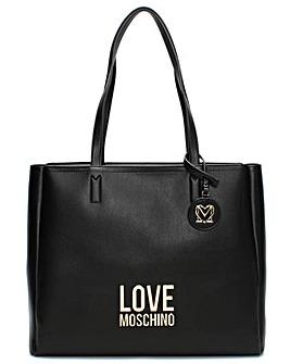 Love Moschino Jennifer Logo Shopper