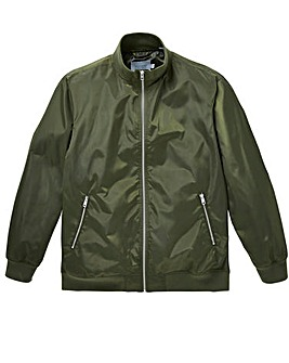 W&B Olive Lightweight Jacket Regular