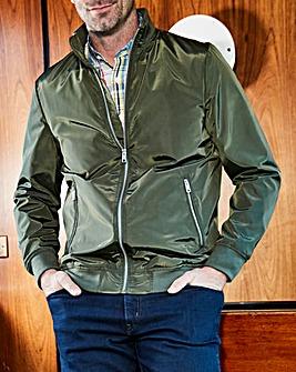W&B Olive Lightweight Jacket R