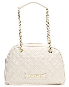 Love Moschino Buffay Quilt Shoulder Bag
