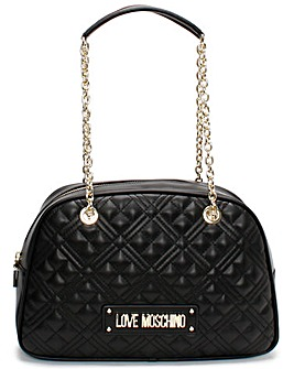 Love Moschino Buffay Quilt Shoulder Bag