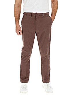 Walnut Stretch Chinos 29in