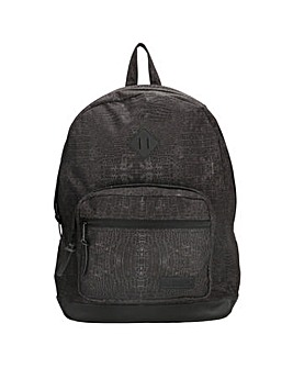"""Enrico Benetti London Polyester Backpack with 15"""" Laptop Pocket"""