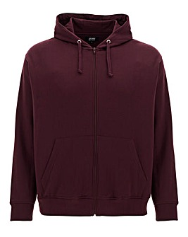Mulberry Full Zip Hoody Long