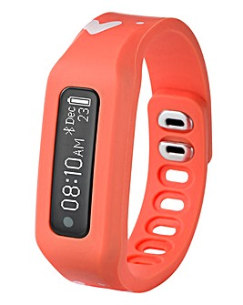 Nuband Kids Fitness Tracker Bundle Pink