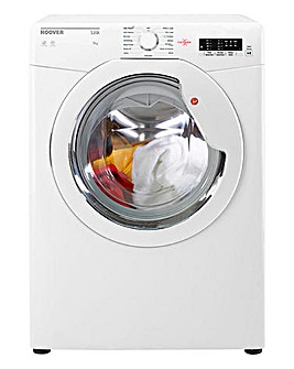 Hoover 9kg One Touch Vented Dryer White