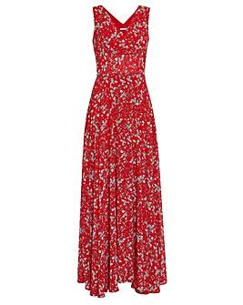 Gina Bacconi Santesa Floral Dress