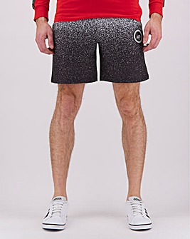 Hype Speckle Fade Sweat Short