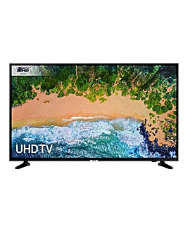 Samsung 43in Ultra HD HDR Smart 4K TV