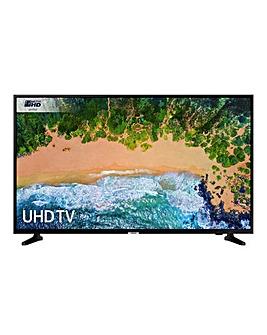 Samsung 50in Ultra HD HDR Smart 4K TV