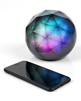 Intempo Geometric LED Speaker