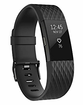 Fitbit Charge 2 Special Edition Black