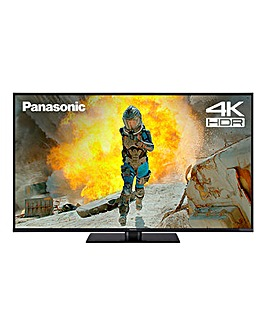 Panasonic 55in 4K Ultra HD HDR Smart TV