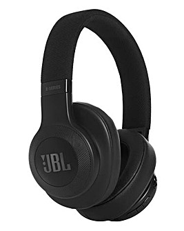 JBL E55BT Wireless Headphones Black