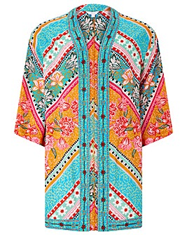 Monsoon Talia Tie Front Kaftan