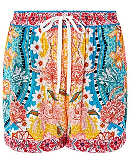 Monsoon Talia Printed Short