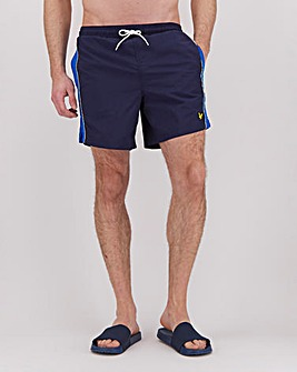Lyle & Scott Side Panel Swimshort