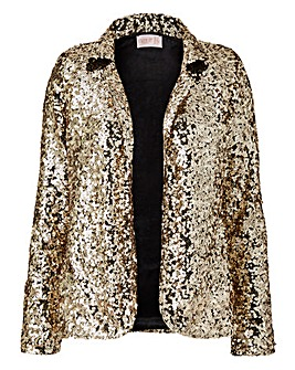 Club L London Sequin Jacket