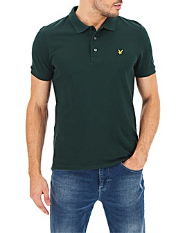 Lyle & Scott Logo Polo
