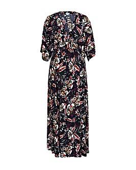 Blue Vanilla Curve Kimono Sleeve D