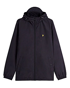 Lyle & Scott Fleeced Lined Hooded Jacket