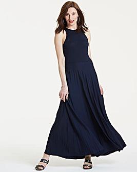 Anna Field Pleated Jersey Maxi Dress