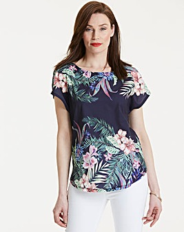 Anna Field Placement Print Front Top