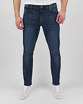 Ben Sherman Straight Stonewash Jean 30''