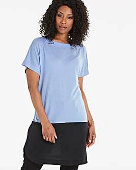 I.Scenery Pong Colour Block Tunic