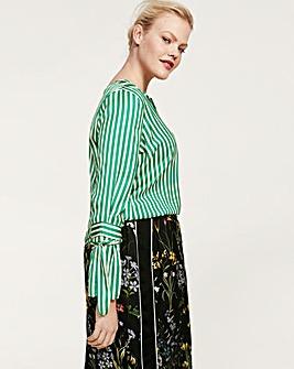 Violeta by Mango Floral Skirt