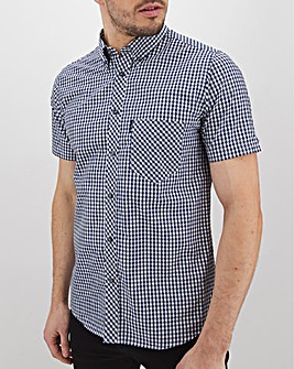 Ben Sherman Signature Gingham Shirt Long