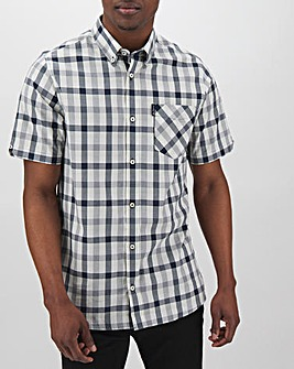 Ben Sherman Multi Check Shirt Long