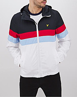 Lyle & Scott Contrast Yoke Jacket
