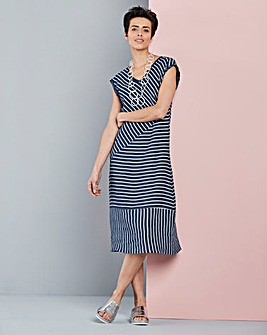 Concept Pure Italian Linen Dress