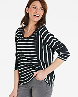 A Postcard From Brighton Stripe top
