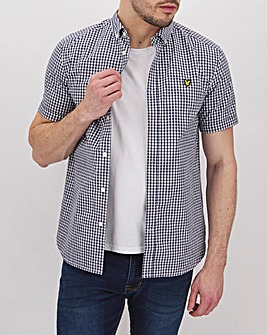 Lyle & Scott Gingham Shirt