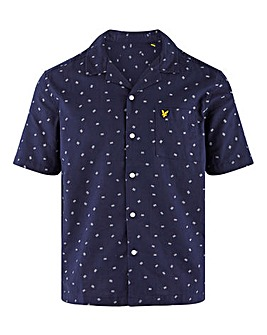 Lyle & Scott Resort Printed Shirt