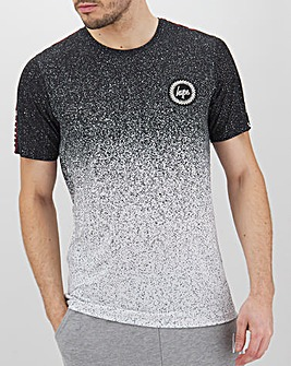 Hype Race Speckle Fade T-Shirt Long