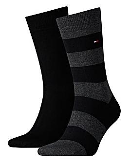 Hilfiger Rugby Socks 2 Pack