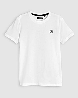 Henri Lloyd Boys White Radar T-Shirt